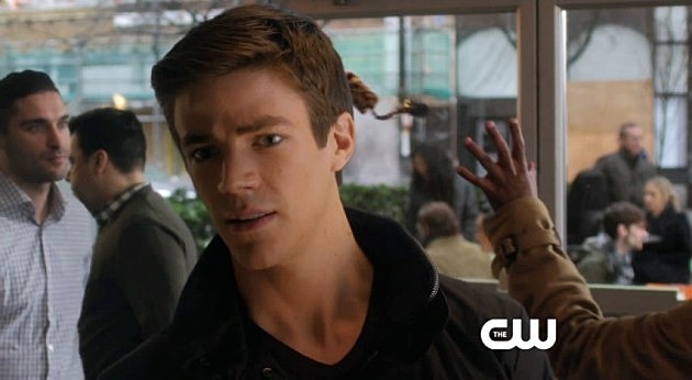 CW The Flash Trailer Guide Spiderman Powers Raimi