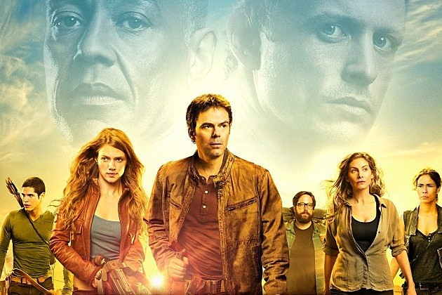NBC Revolution Canceled Believe Growing Up Fisher Abrams