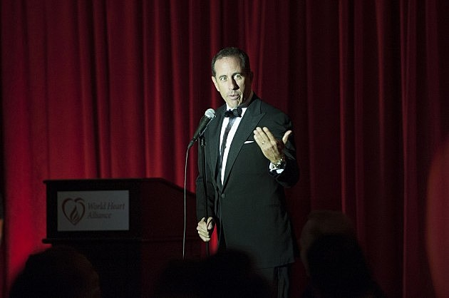 Louie Season 4 Premiere Photos Model Jerry Seinfeld