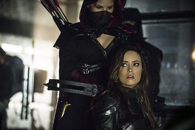 Arrow Finale Unthinkable Preview Photos Nyssa al Ghul