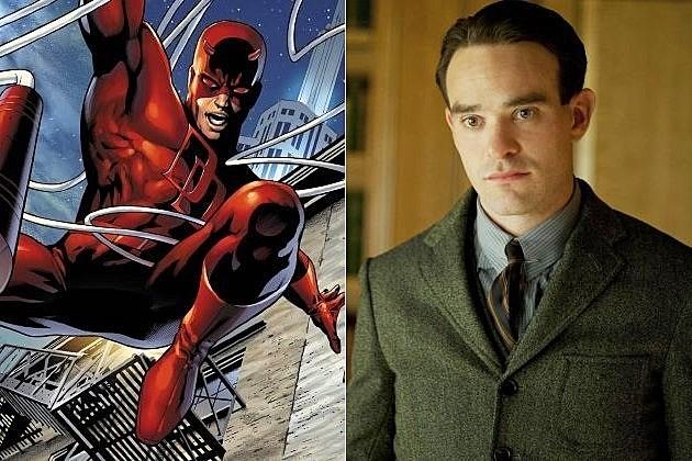 Marvel Daredevil TV Charlie Cox Matt Murdock Casting
