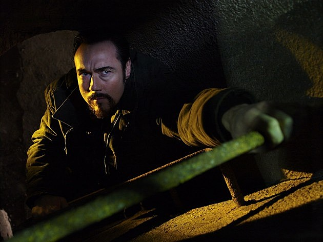 FX The Strain Photos Kevin Durand Vasily