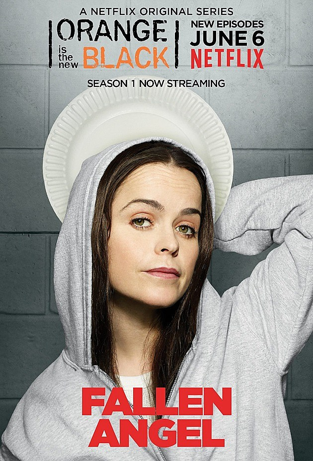 Orange is the New Black Season 2 Poster Pennsatucky Taryn Manning
