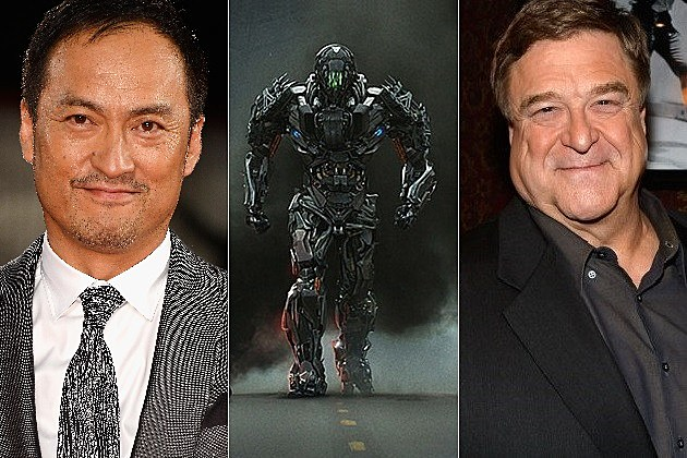 Transformers 4, Ken Watanabe, John Goodman