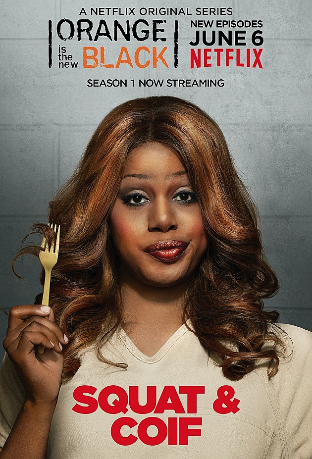 Orange is the New Black Season 2 Poster Sophia
