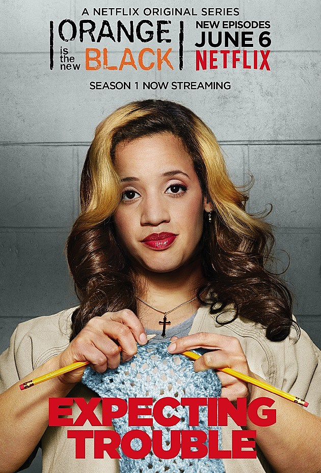 Orange is the New Black Season 2 Poster Daya