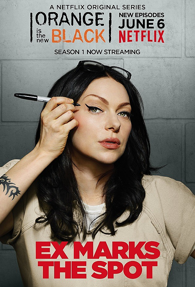 Orange is the New Black Season 2 Poster Alex