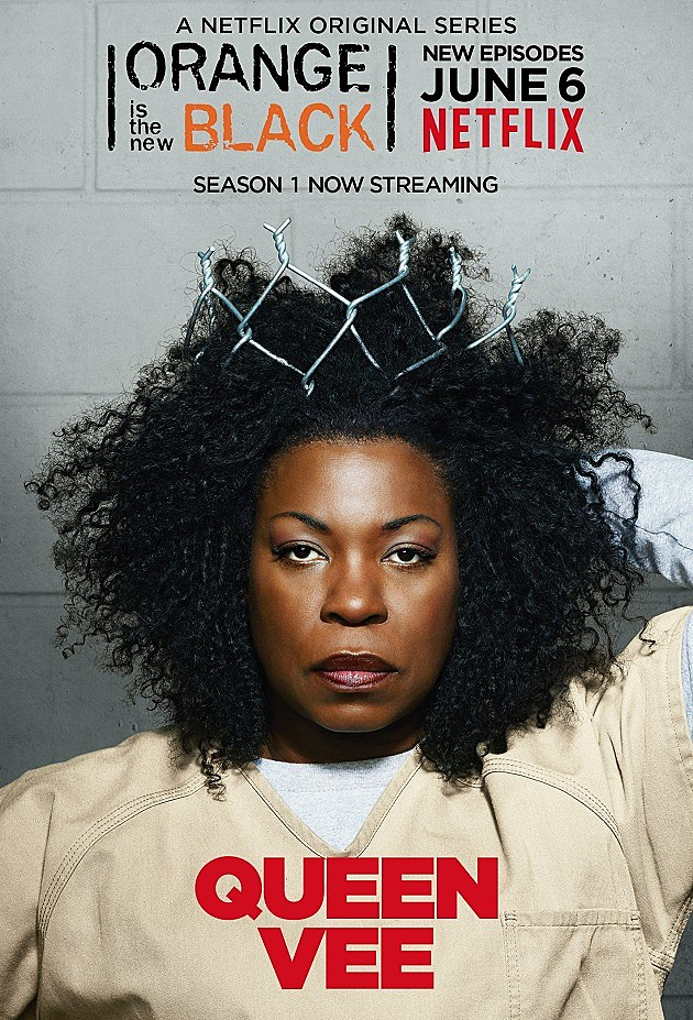 Orange is the New Black Season 2 Poster Vee