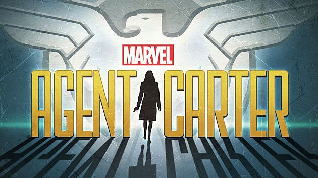 Marvel Agent Carter TV Series Poster Key Art