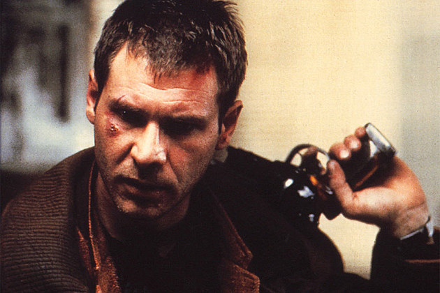 Blade Runner 2 Harrison Ford Return