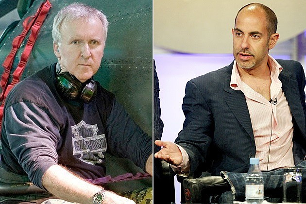 James Cameron, David Goyer