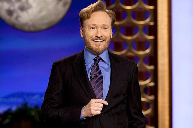 Conan OBrien TBS 2018 Renewal