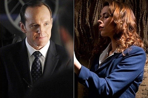 Marvel Agents of SHIELD Season 2 Agent Carter ABC Pickup Official