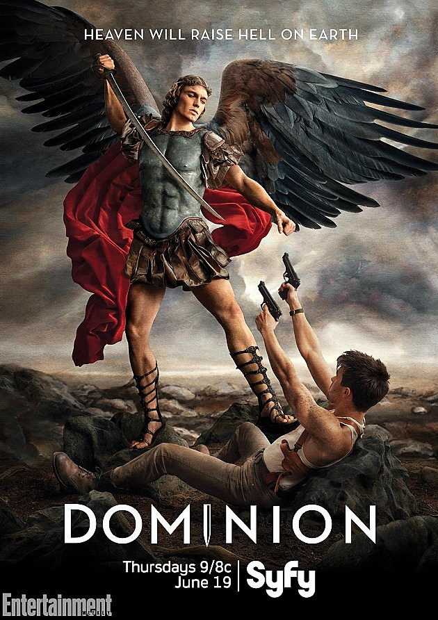 Syfy Dominion Poster Legion Angel