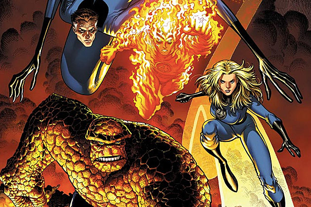 Fantastic Four X-Men Simon Kinberg