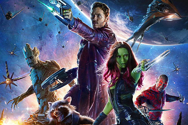 Guardians of the Galaxy Poster Images