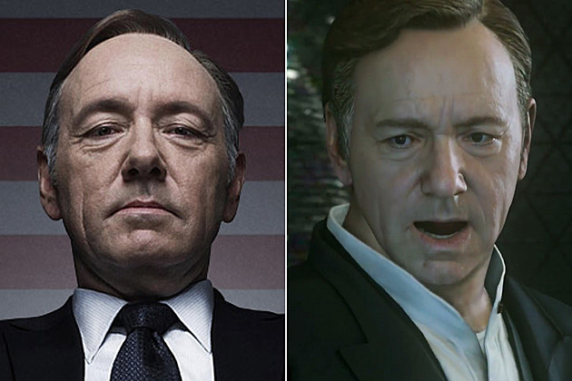 Image result for kevin spacey call of duty comparison