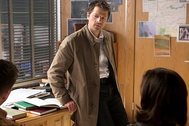Supernatural Season 10 Castiel Misha Collins Regular