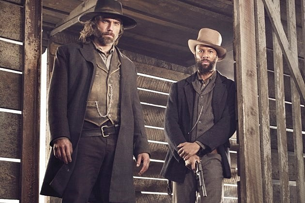 Hell on Wheels Season 4 Premiere August 2
