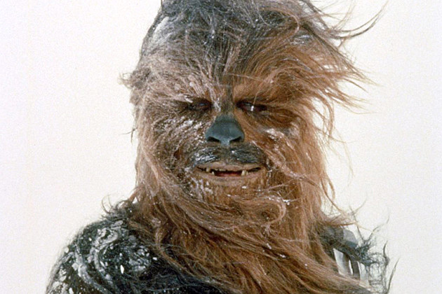 Star Wars Episode 7 Chewbacca First Look