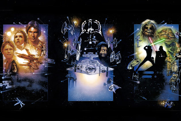 Star Wars Original Theatrical Release DVD