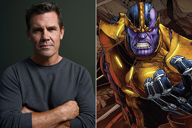 Thanos Josh Brolin
