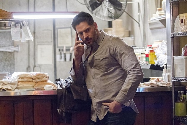 True Blood Final Season 7 Photos Alcide