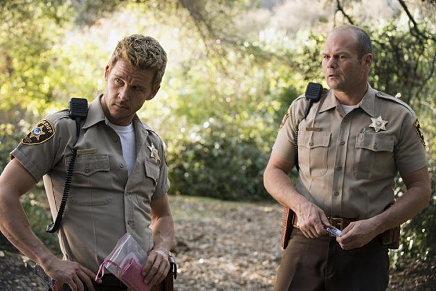 True Blood Final Season 7 Photos Jason Andy