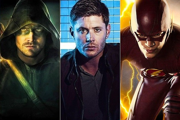 CW Fall 2014 Premiere Arrow Season 3 Flash Supernatural