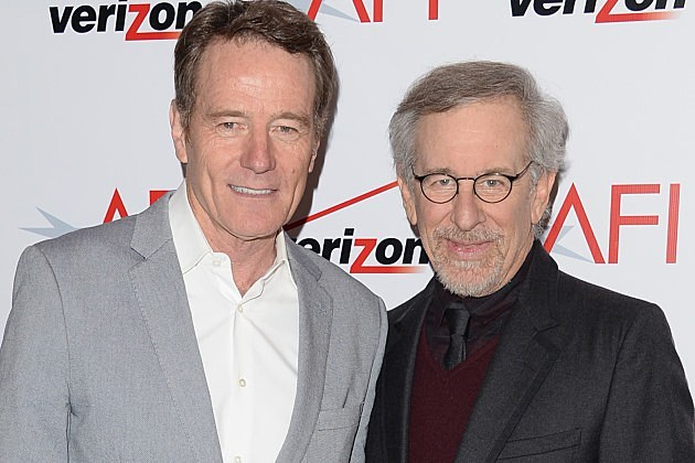 Bryan Cranston LBJ All the Way Steven Spielberg Miniseries