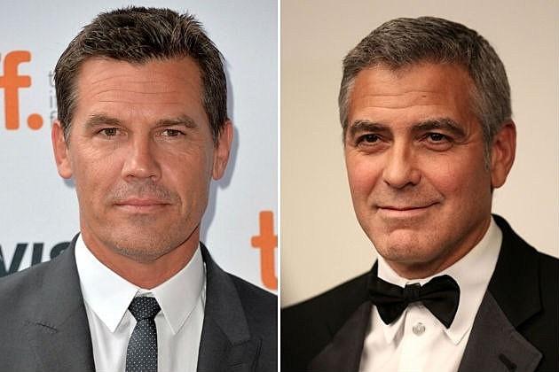 Josh Brolin, George Clooney, Hail, Caesar!