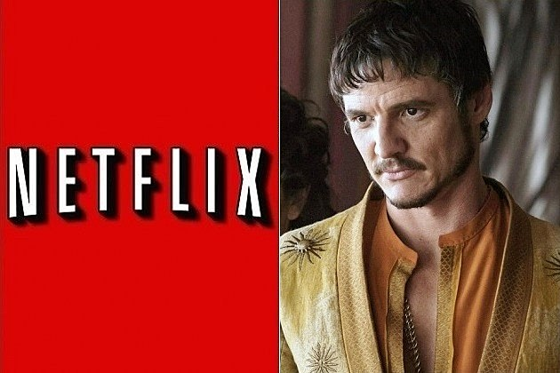 Netflix Narcos Pedro Pascal Game of Thrones