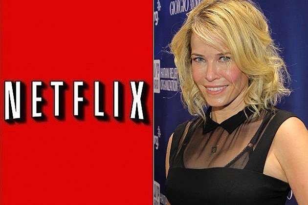 Netflix Chelsea Handler Late Night Talk Show 2016