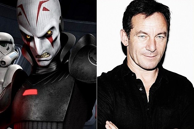Star Wars Rebeles Inquisitor Jason Isaacs Voice
