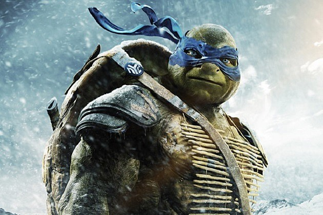 'Teenage Mutant Ninja Turtle' Poster Preview