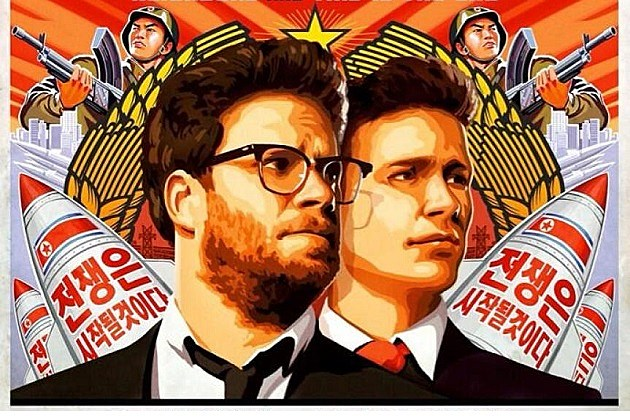 The Interview Poster Preview