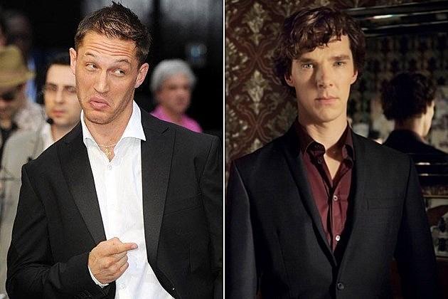 Tom Hardy, Benedict Cumberbatch, Dr Strange