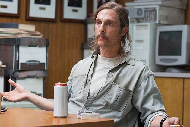 True Detective Season 2 Matthew McConaughey Rustin Cohle Returning