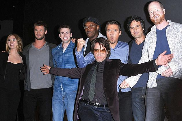 Avengers 2 Comic Con 2014