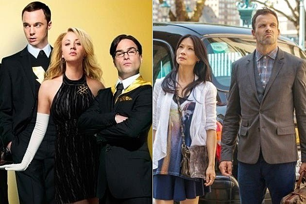 CBS Fall 2014 Premiere Schedule Bang Theory Football Elementary