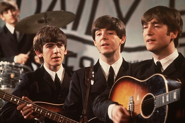 NBC Beatles Miniseries Event Michael Hirst
