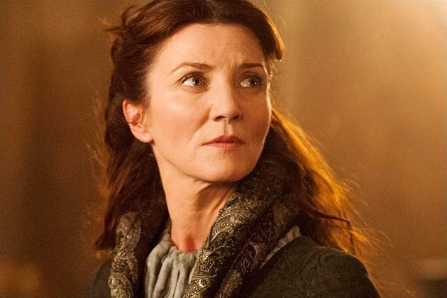 Game of Thrones Season 5 Lady Stoneheart Michelle Fairley