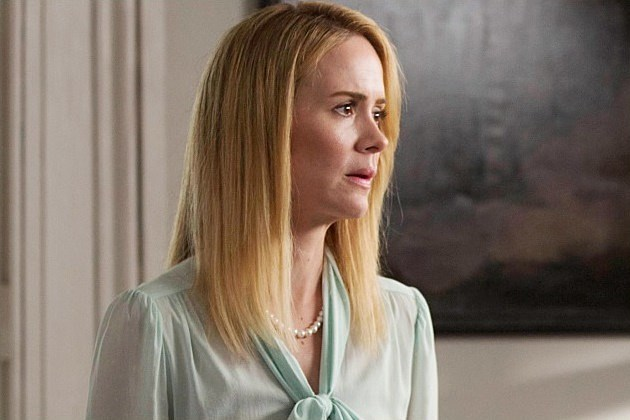 American Horror Story Freak Show Season 3 Sarah Paulson Two Heads
