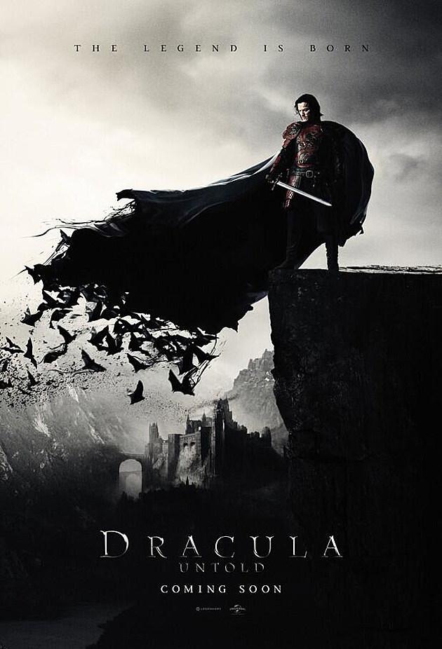 Dracula Untold Poster Luke Evans