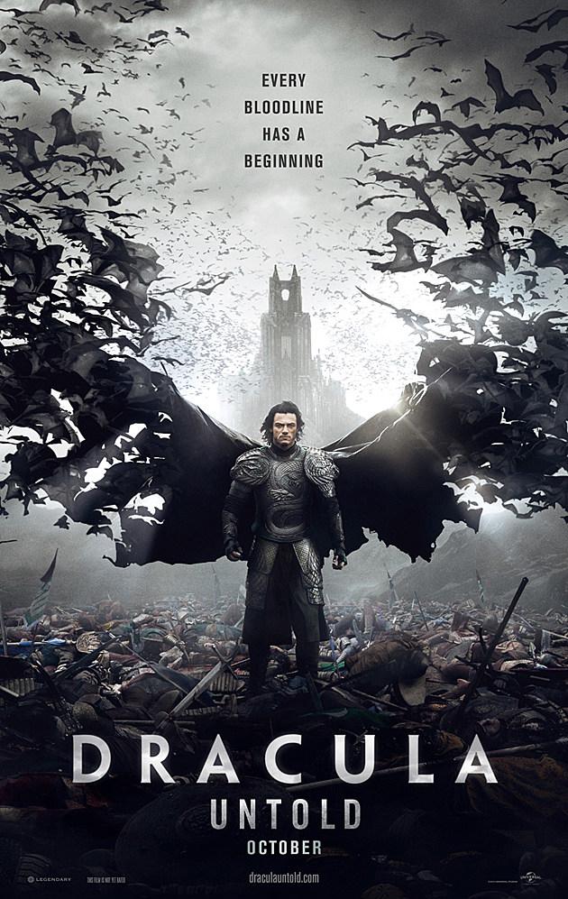 Dracula Untold Poster US