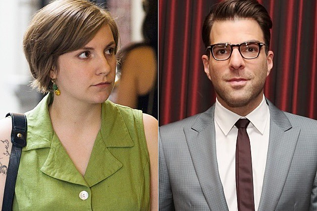 Girls Season 4 Zachary Quinto