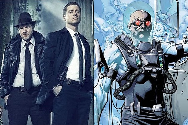 FOX Gotham Mr Freeze Batman Danny Cannon
