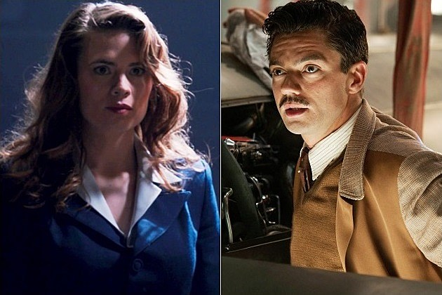 Marvel Agent Carter TV Series Dominic Cooper Howard Stark