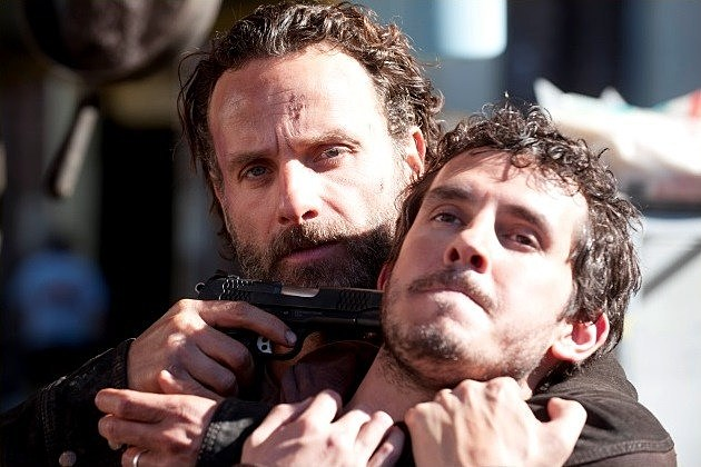 The Walking Dead Spinoff Crossover Scott Gimple All Out War