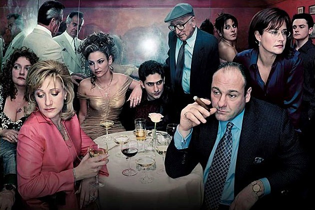 The Sopranos Blu Ray Box Set Complete Series